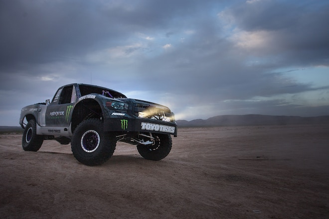 UPDATED! More Photos - Toyota Signs Legendary Racer B.J. Baldwin