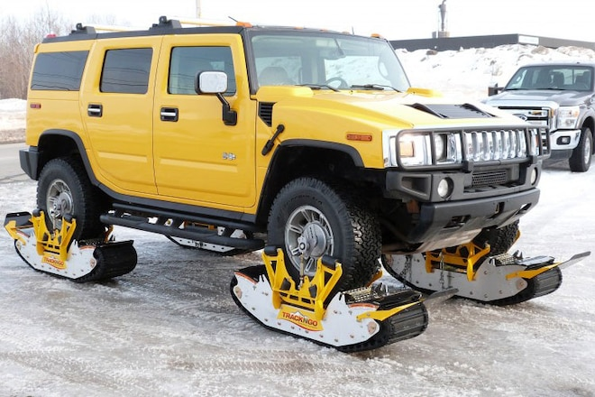 Drive-On Track N Go System is on Our Winter Wheeling Wish List - Video