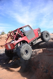008 toyota 4runner ali mansour moab solid axle swap