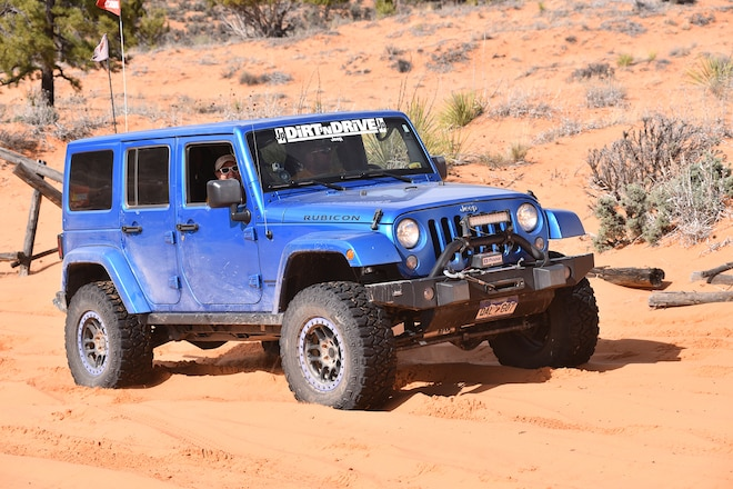 2015 Jeep JK Wrangler Unlimited Rubicon - A Pearl Of A 4x4