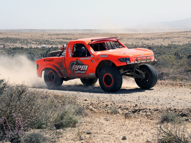 Chasing The 2016 NORRA Mexican 1000: Day Two