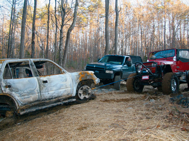 131 0809 12 z+ford f250 american road trip project super cross+toyota 4runner fire tow