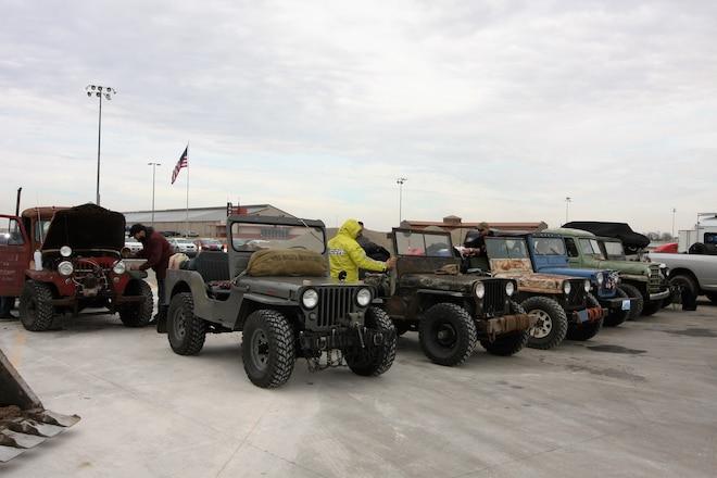 Epic Willys Adventure: 2,000 Miles To Moab, Utah.