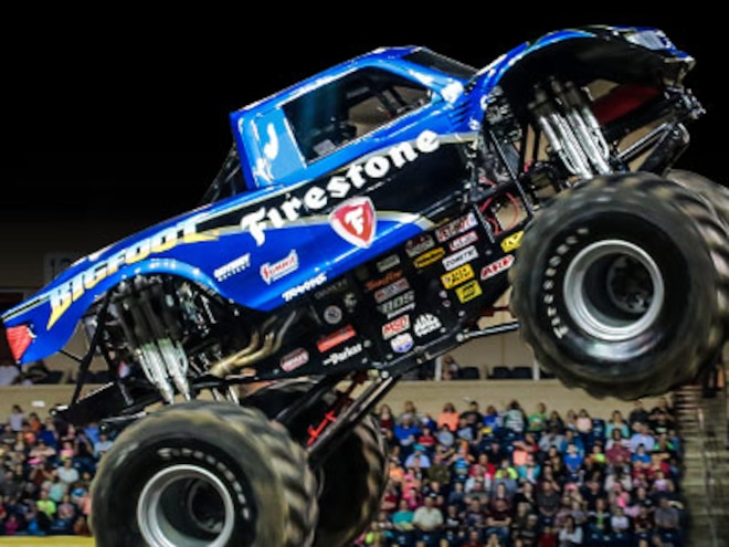 Traxxas Joins Monster Truck Destruction Tour as Title Sponsor