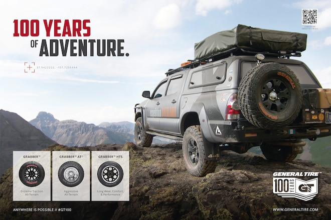 The Best of Four Wheeler Ads