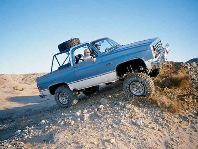 1985 GMC Jimmy - Moonrover