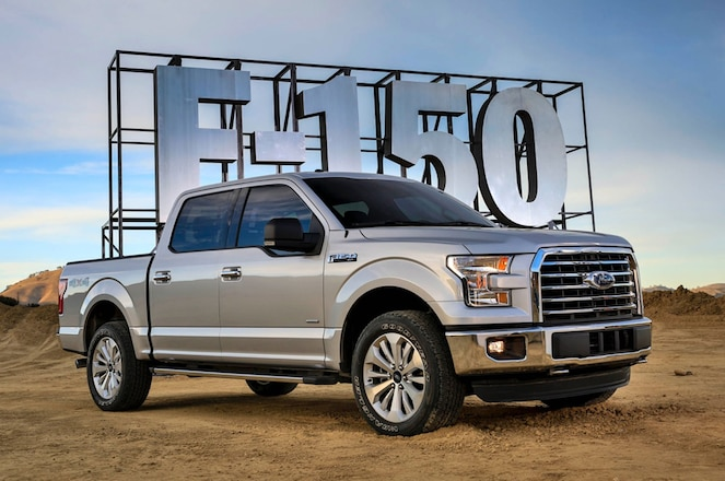 Ford Announces Ten-Speed Transmission, More Torque for 2017 F-150 EcoBoost
