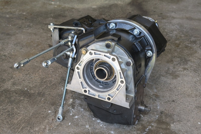 How to Build an NP203/205 Doubler For A 4L80E Transmission