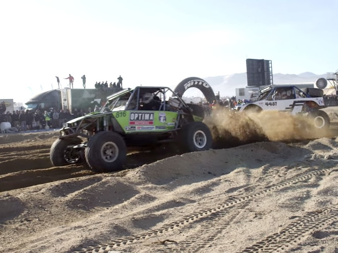 Ultra4 Racer Lucas Murphy's 2016 KOH Journey is Anything But Typical - Video
