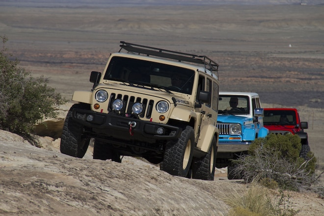 Moab EJS 2015: Extended Gallery of Jeep Concepts