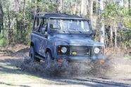 28 1994 Land Rover Defender 90 LS Engine