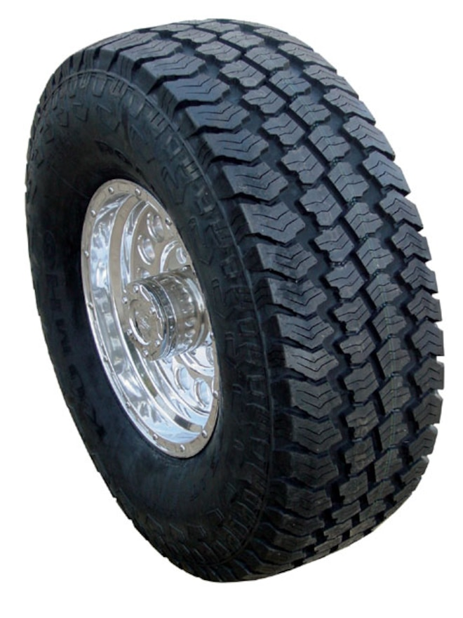 Kumho Road Venture AT Tire Test