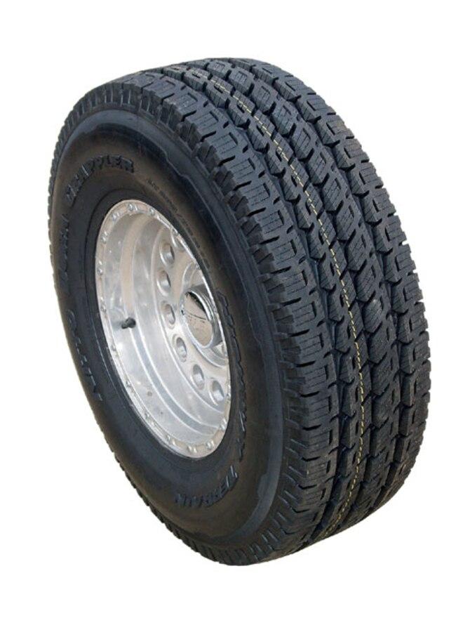 Nitto Dura Grappler Highway Terrain Tire Test
