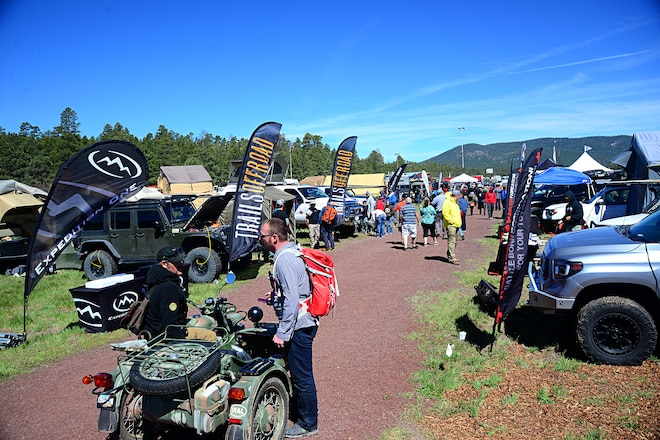 2016 Overland Expo West: All Things Off-Road Camping