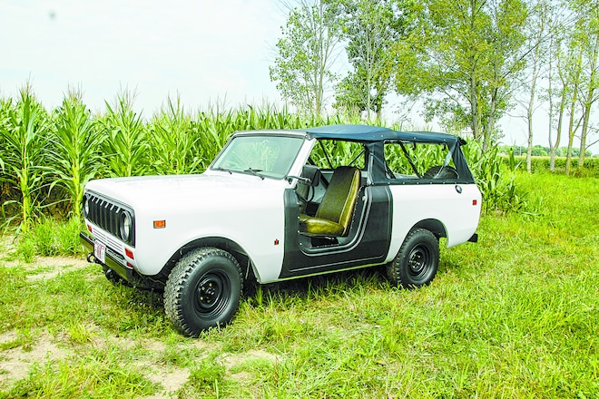Backward Glances - 1977 Scout SSII Rancher Special