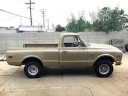 1968 Chevy C 10 side shot
