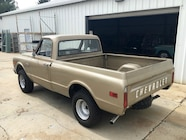 1968 Chevy C 10 rear three quarter