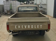 1968 Chevy C 10 rear shot