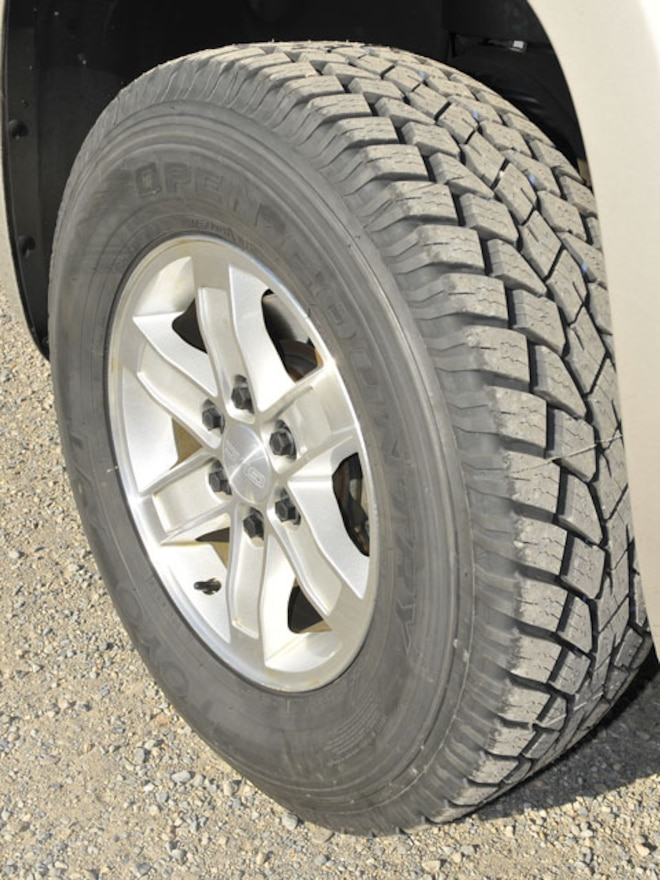 Toyo Open Country AT - Tire Test Review