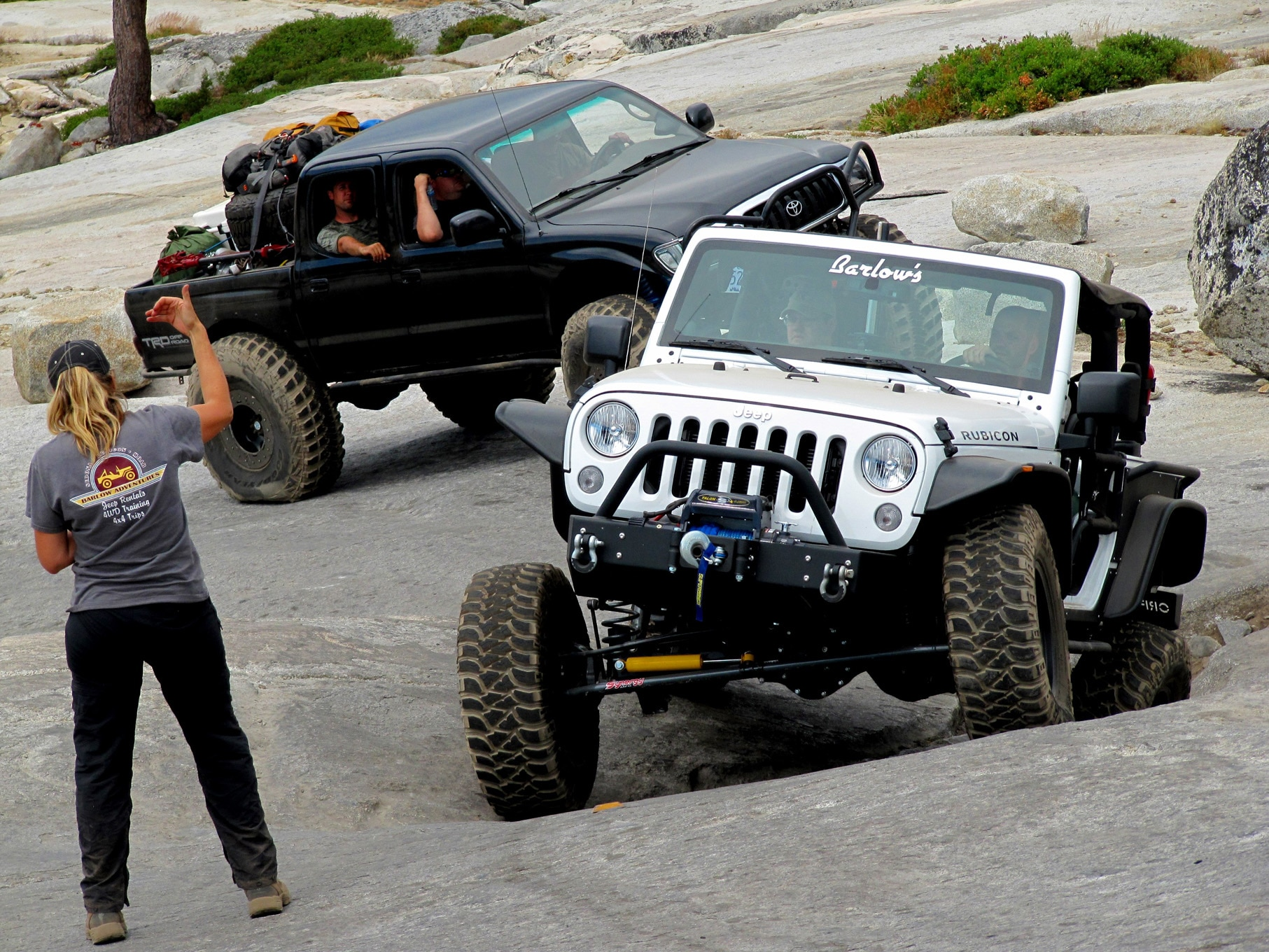 001 nena knows jeep 4wd training spotter