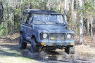 Two-Letter Defender: An LS-Powered Land Rover that goes as