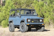 23 1994 Land Rover Defender 90 LS Engine