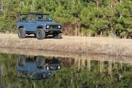 19 1994 Land Rover Defender 90 LS Engine