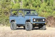 18 1994 Land Rover Defender 90 LS Engine