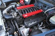 02 1994 Land Rover Defender 90 LS Engine