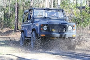 01 1994 Land Rover Defender 90 LS Engine