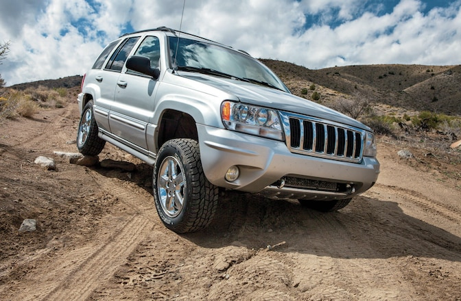 Make Your Jeep Grand Cherokee Ride Better Off- and On-Road