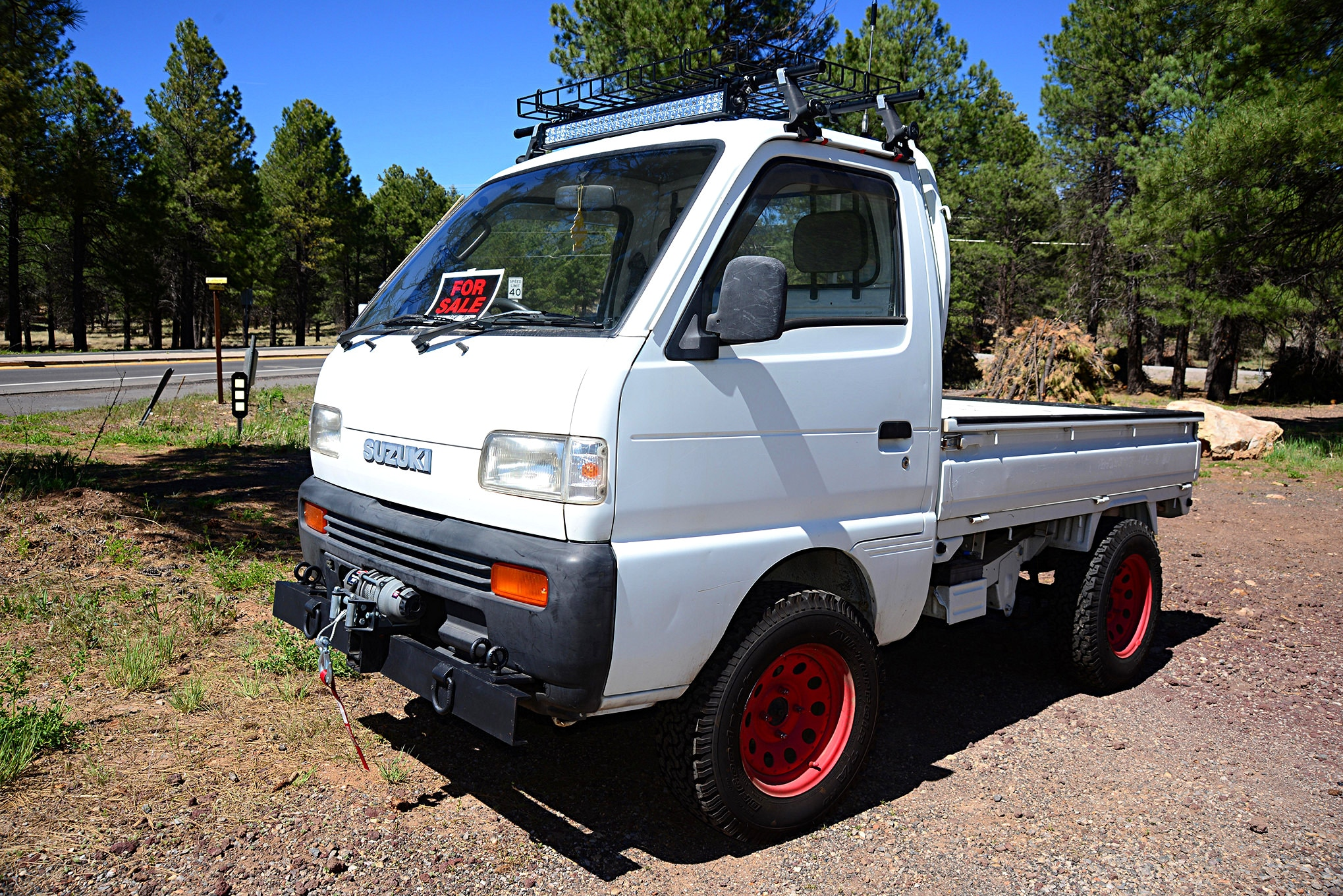 020 2016 Overland Expo 4x4 Vehicles Camping Flagstaff Mormon Lake Arizona Suzuki Carry Micro Truck Kei Off Road Photo 107157355