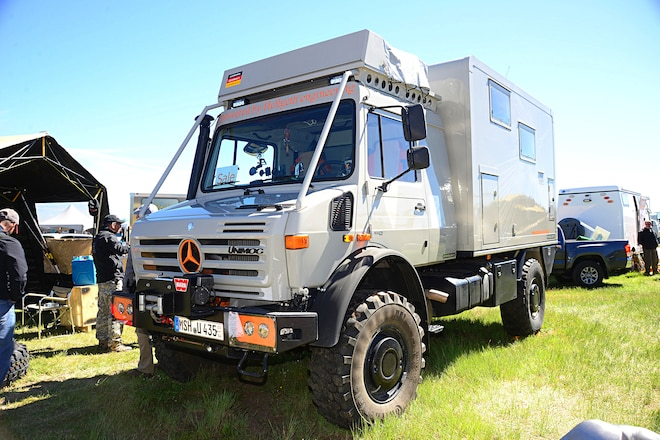 2016 Overland Expo West 4x4s: Cool Vehicles And Capable Campers