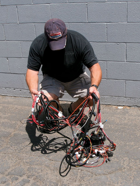 Basic Electrical Wiring & Wire Splicing - McNulty's Misadventures