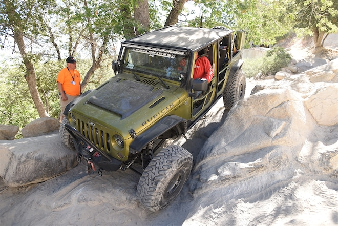 Jeeps In The Trees: Forest Fest 2016