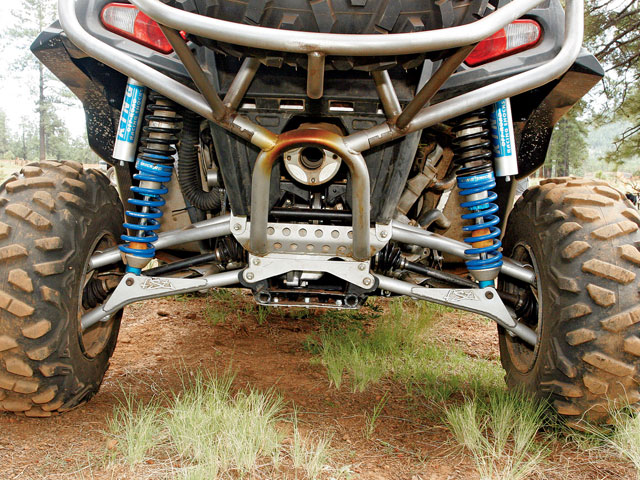 0812or 13 z+polaris rzr baja winner baja 500 winner+rear suspension