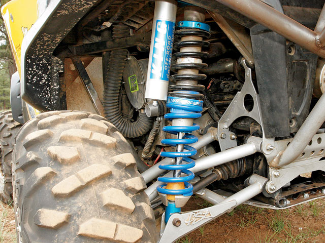 0812or 05 z+polaris rzr baja winner baja 500 winner+king shocks