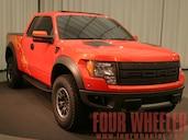 2010 Ford F-150 SVT Raptor 4x4 Off Road Truck - Four Wheeler