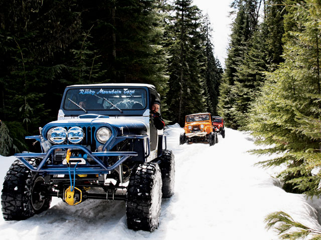 0812 4wd 01 z+2008 idaho trail tour part two+jeeps on trail