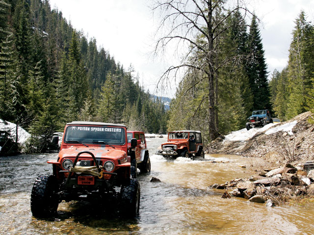 0812 4wd 05 z+2008 idaho trail tour part two+eagle creek