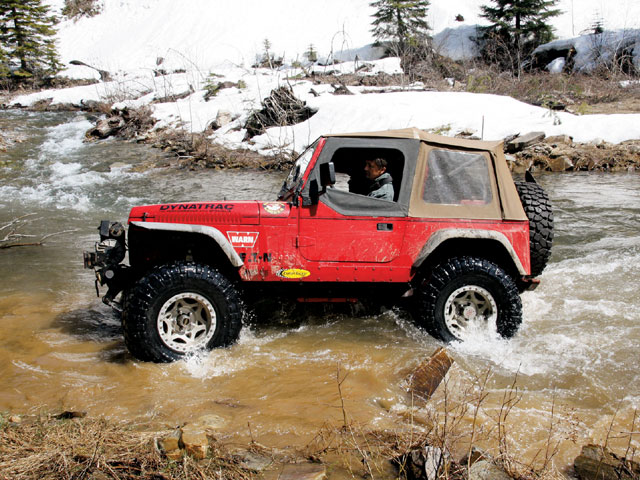 0812 4wd 07 z+2008 idaho trail tour part two+1992 jeep wrangler yj