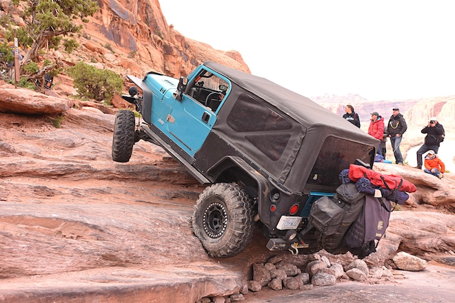 Best Moab Jeep Trails