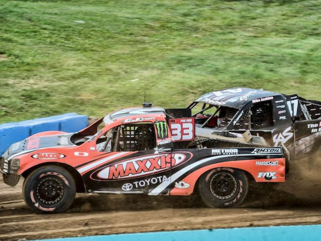 CJ Greaves Crushes Crandon TORC Race With PRO2 & PRO4 Wins