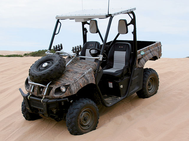 2005 Yamaha Rhino 450 Parts And Accessories Off Road Magazine