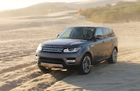 We Sadly Return Our 510 hp 2014 Range Rover Sport