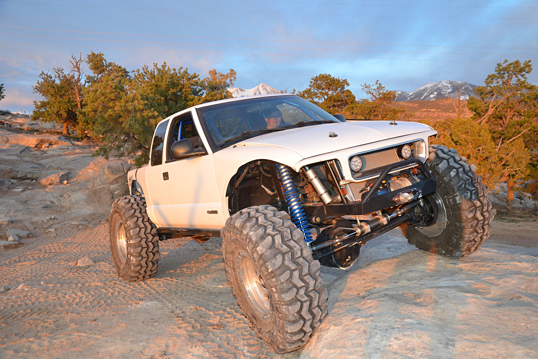 GMR Chevy S10 Pickup - Off-Road Magazine