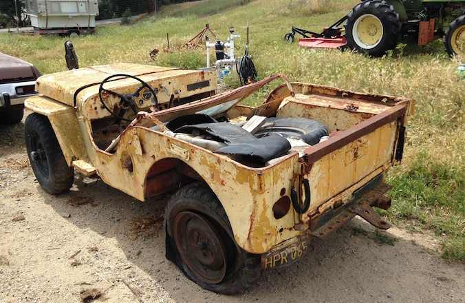 You Never Sell A Jeep - 4xForward by 4xFred