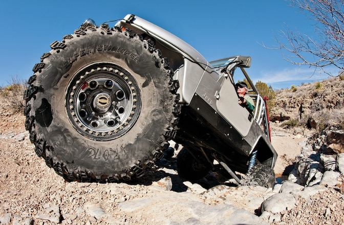 Find Out Which Wheel is Right for Your Jeep