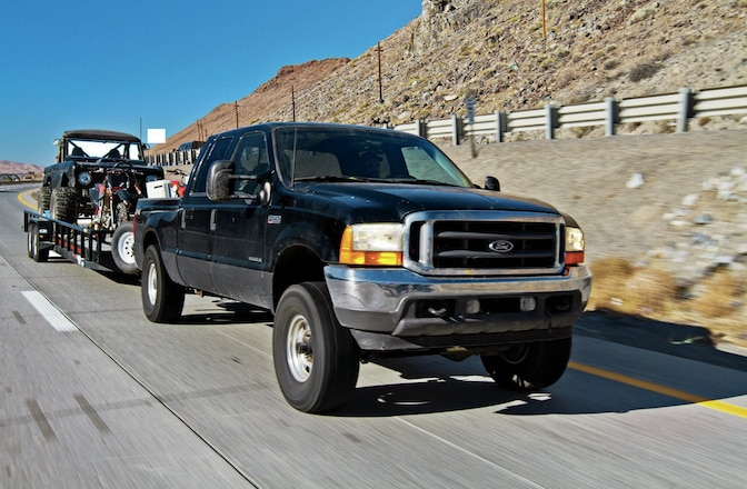 Tips for Towing Your Rig to the Trail