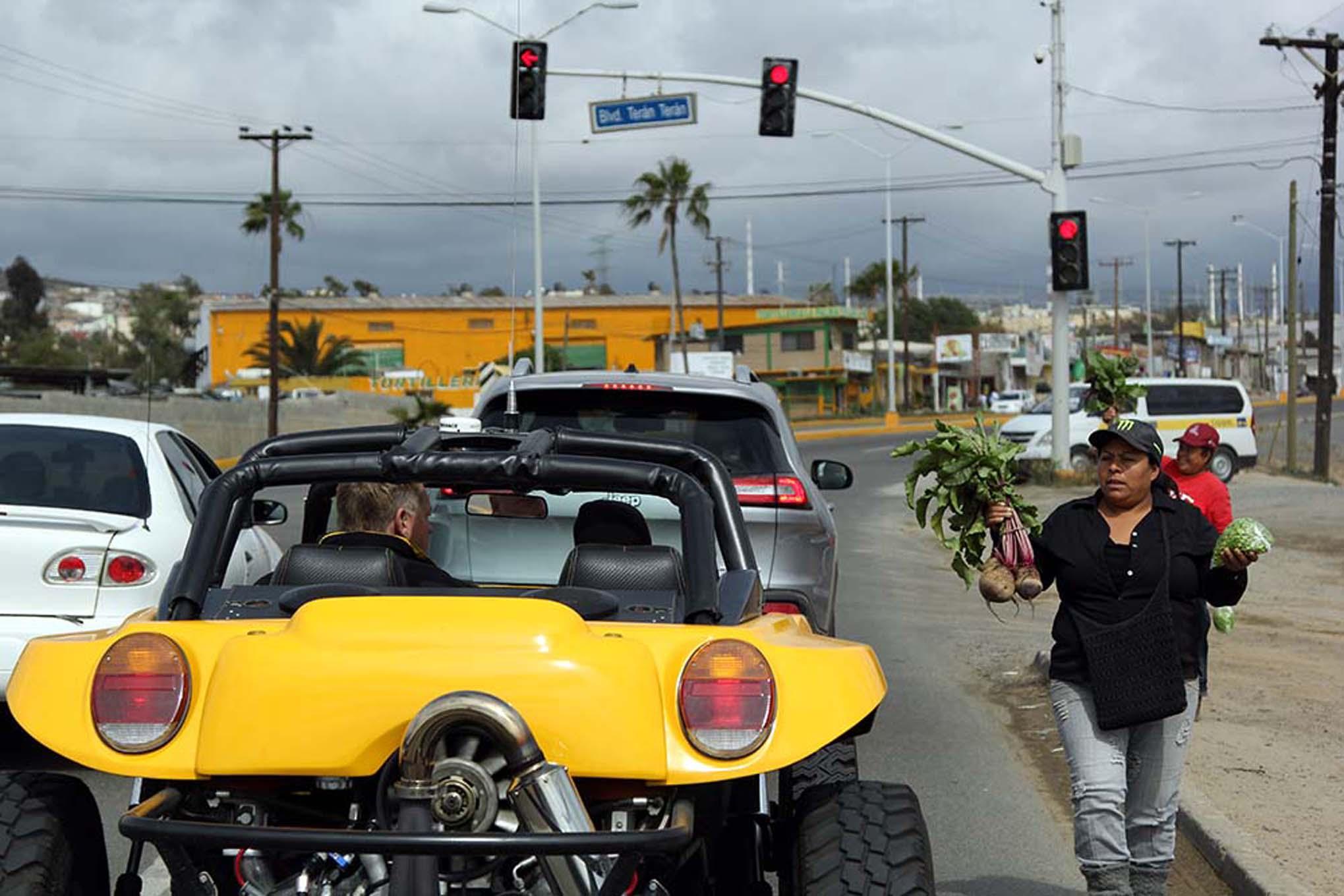 014NORRA Mexican 1000 BAJA offroad Race 2015 Manx Nova Chevy James Garner